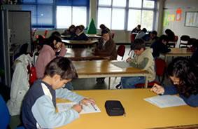 Alunos concentrados correspondem melhor às aulas