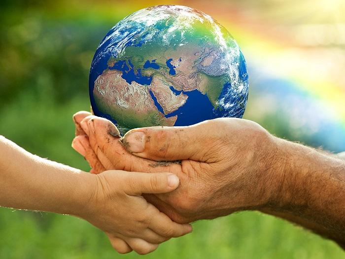 Proteger o meio ambiente hoje é garantir recursos para as novas gerações