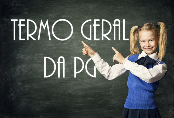 Termo geral da PG é uma fórmula usada para encontrar um termo qualquer da PG