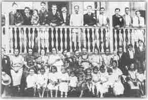 No passado as familias tinham muitos filhos