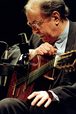 João Gilberto: um dos importantes compositores da Bossa Nova