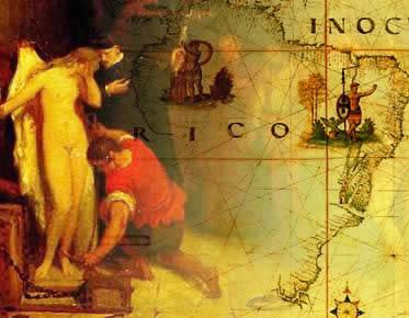 A inquisição atuou no Brasil perseguindo aqueles que eram considerados hereges.