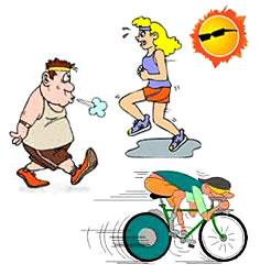 A atividade física auxilia o sistema imunológico