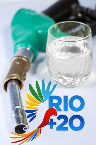 Nos veículos terrestres da frota oficial da Rio+20 se dará prioridade para o etanol.