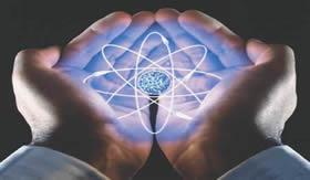 Como os cientistas realizam descobertas atômicas?