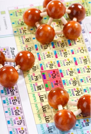 O ósmio e o irídio estão situados no centro e na parte inferior da Tabela Periódica e, por isso, são os elementos que apresentam maior densidade