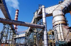 As indústrias caracterizam o setor secundário atual.