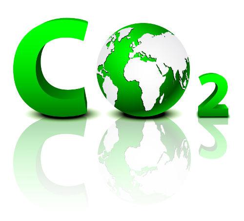 O dióxido de carbono é um exemplo de substância que apresenta moléculas apolares