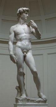 Estátua de Davi, de Michelangelo