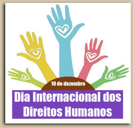 10 de dezembro – Dia Internacional dos Direitos Humanos