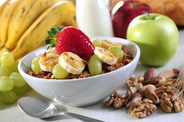As fibras são encontradas em alimentos de origem vegetal