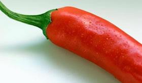 De onde vem o sabor picante da pimenta?