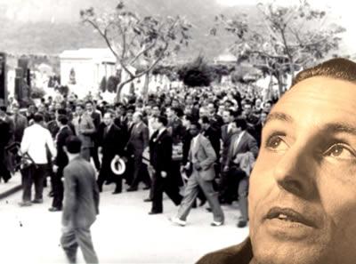 Luis Carlos Prestes foi escolhido como presidente de honra da Aliança Nacional Libertadora.