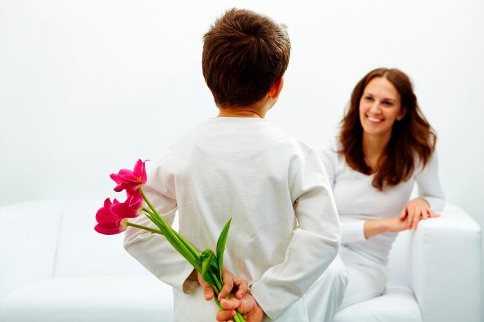O Dia das Mães é celebrado em todo segundo domingo do mês maio em vários países