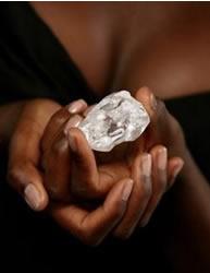 Vidro pode brilhar como diamante?