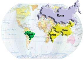 Economias emergentes no Mundo