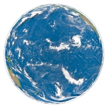Os oceanos possuem uma importante carga climática