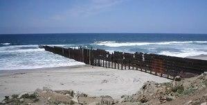 As fronteiras representam as divisões dos Estados