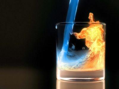 O fogo possui estado físico?