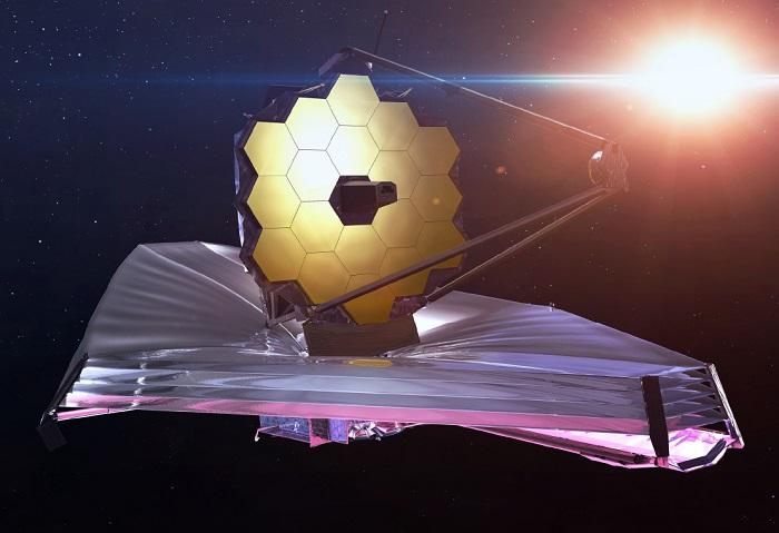 O telescópio espacial James Webb substituirá o telescópio Hubble a partir de 2021