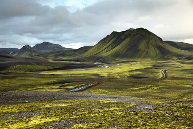 O relevo é a representação da dinâmica natural do planeta Terra