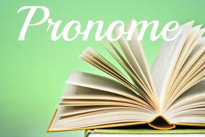 Em um texto, os pronomes podem atuar como um importante mecanismo de coesão