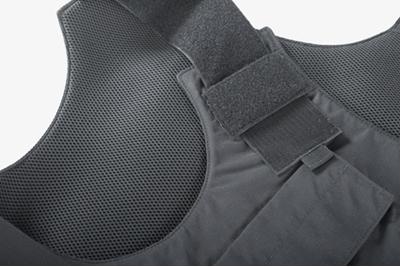 A maior utilização do kevlar é em coletes à prova de bala
