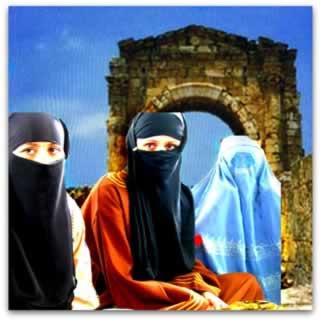 As vestimentas femininas do Oriente Médio na atualidade são heranças das mulheres da antiga Mesopotâmia