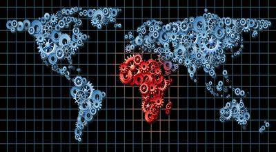 A integração comercial da África com o capitalismo intensificou-se, sobretudo, a partir do século XVIII.