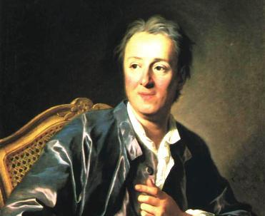 Diderot foi um dos responsáveis pela difusão do pensamento iluminista.