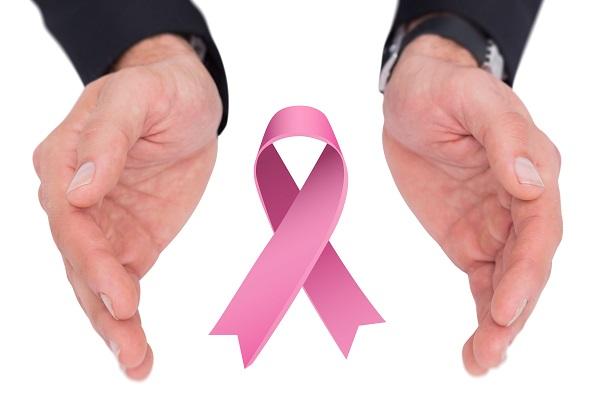 Homens e mulheres podem desenvolver o câncer de mama