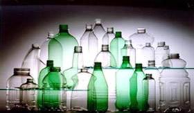 A revolução das garrafas PET.
