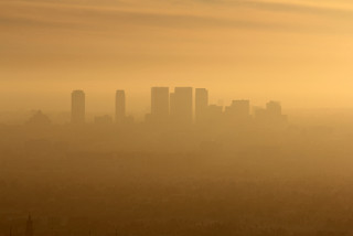 Smog fotoquímico e industrial
