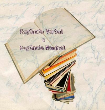 Tanto a regência nominal quanto a verbal trata da relação que se estabelece entre termos em um dado contexto oracional
