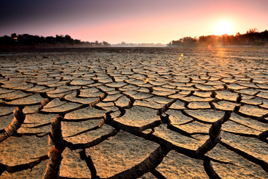 A falta de água compromete os solos e a produção de alimentos