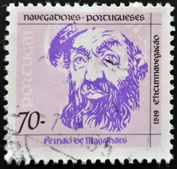 Fernão de Magalhães, apesar de idealizar a volta ao mundo, morreu durante a expedição, não conseguindo chegar a seu destino