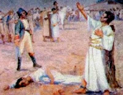 As revoltas nativistas revelam a insatisfação dos colonos com alguns pontos do pacto colonial.