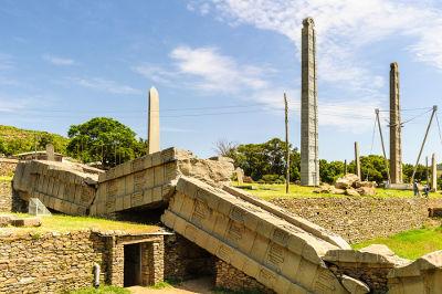 O Reino de Axum foi um dos mais poderosos do continente africano
