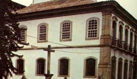 Casas de Fundição, centro de tributação da colonização portuguesa.