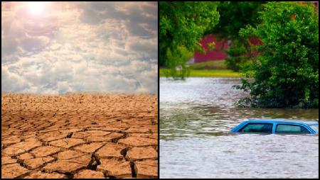Os efeitos do El Niño no Brasil envolvem secas e chuvas intensas em vários lugares