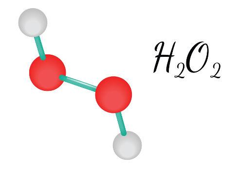 O peróxido de hidrogênio é formado em toda reação com um superóxido
