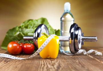 Dietas e exercícios ajudam na perda de peso