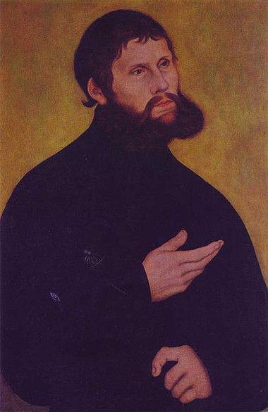 As noventa e cinco teses de Lutero, de 1517, desencadearam uma crise no seio da Igreja que se desdobraria na Reforma Protestante