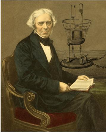 Michael Faraday é o criador das leis para a eletrólise