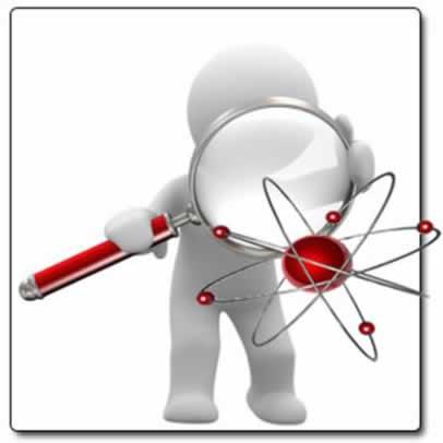 As investigações dos constituintes do átomo levaram a algumas características – como o número de massa e o número atômico – que identificam cada átomo