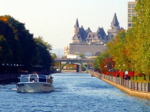 Ottawa, capital canadense.