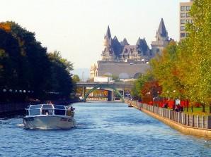 Ottawa, capital canadense.