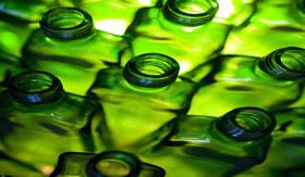Quais as vantagens do recipiente de vidro?