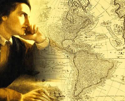 Colombo: o primeiro navegador a estipular as conquistas marítimas da Coroa Espanhola.