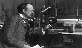Thomson em seus experimentos.